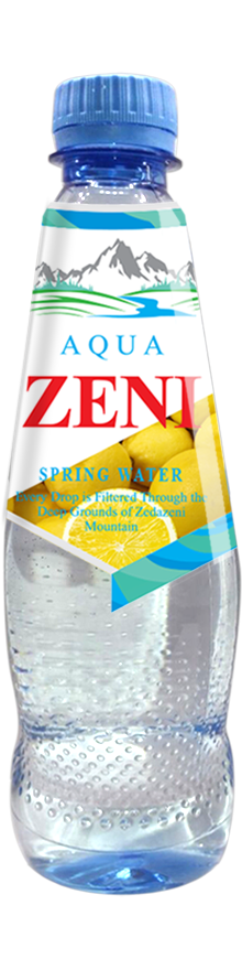 Flavored Water Aqua ZENI