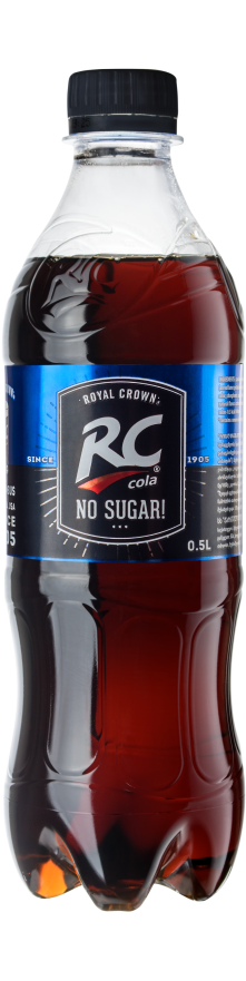 RC Cola No Sugar